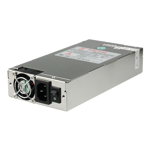 1U Power Supply 80Plus 400W SS-1U40ES, 1U Power Supply 80Plus 460W SS-1U46ES, 1U Power Supply 80Plus 520W SS-1U52ES