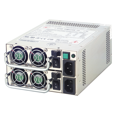 Mini Redundant Power Supply 400W TC-400R8A , Mini Redundant Power Supply 500W TC-500R8A , Mini Redundant Power Supply 500W TC-500R8A-FM